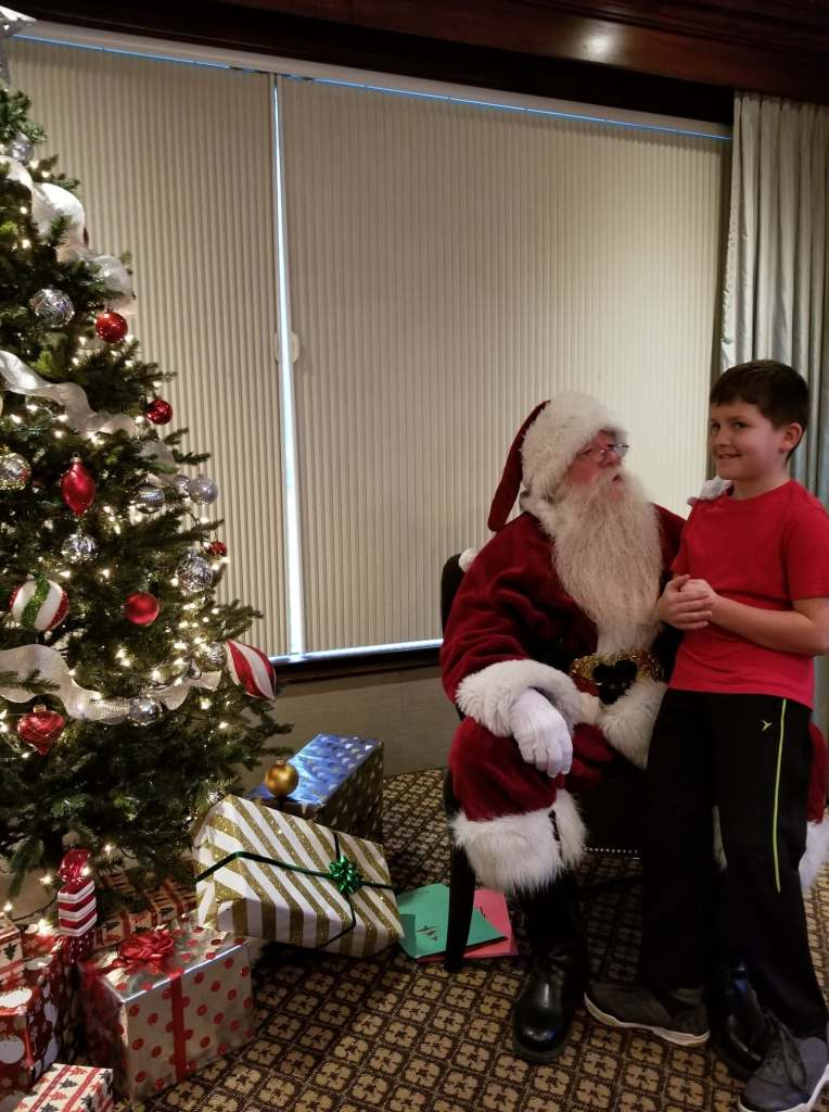 The International Golf Club and Resort - Brunch with Santa - Photos with Santa