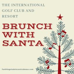 Brunch with Santa - The International Golf Club and Resort