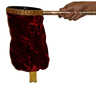 Change Bag - Golden Regular handle