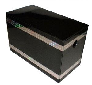 mystery box of iran