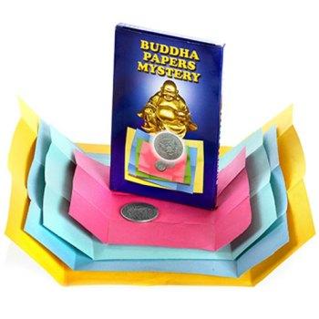 Buddha paper Mystery