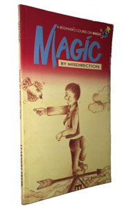 Magic By Misdirection Book