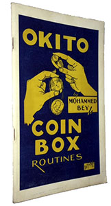 Okito-Coin-Box-Routines