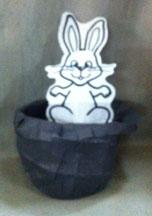 Rabbit-Hat-Paper-Tear