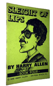 Sleight of Lips