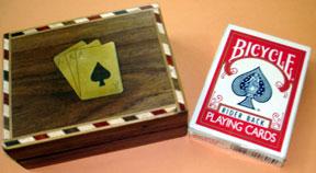 Antique-Card-Box
