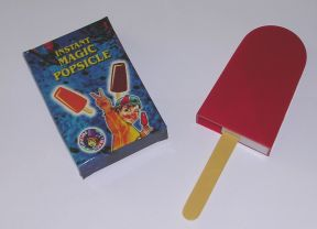 Instant Popsicle