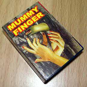 Mummy-Finger