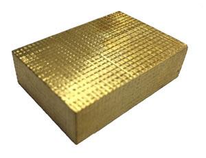 Needle thru Brass Block