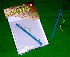 Buttonhole Loop Puzzle