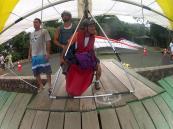 hang gliging, Pedra Bonita.