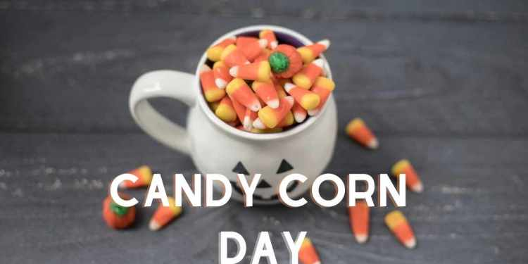 Candy Corn Day 2020