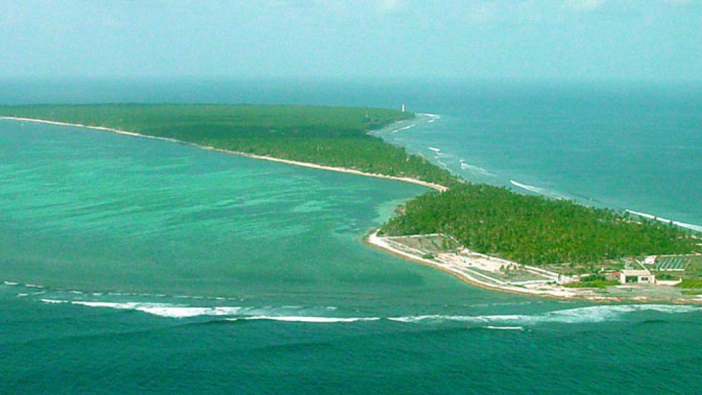 Kavaratti is the Headquarters of the Administration and the most developed island.
