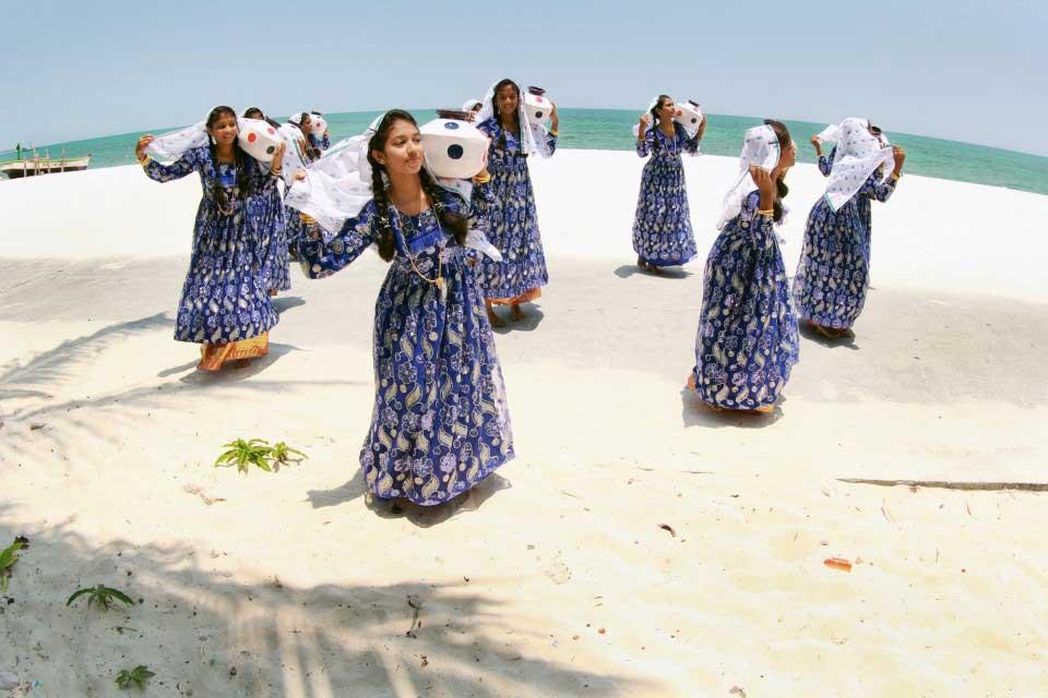 Minicoy-folk-dance