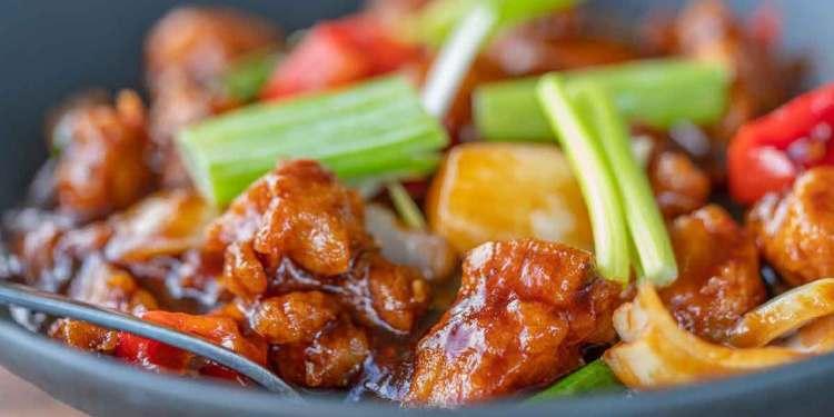 Chili Chicken Recipe -