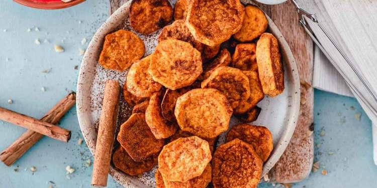 Baked sweet potato - nutritional taste