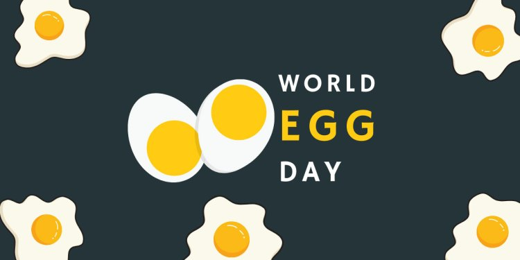Celebrate world egg day 2020