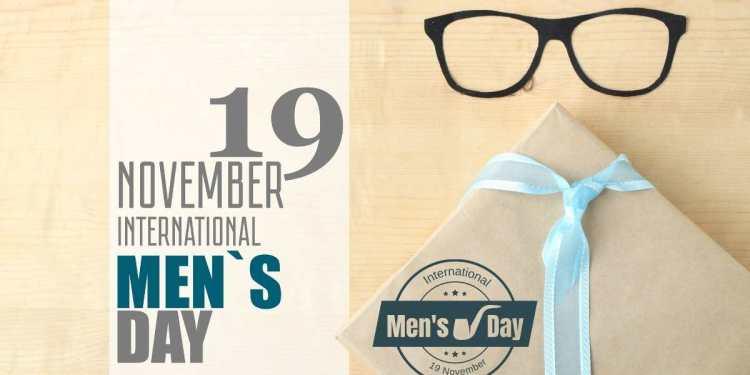 Celebrate International Men's Day 2020