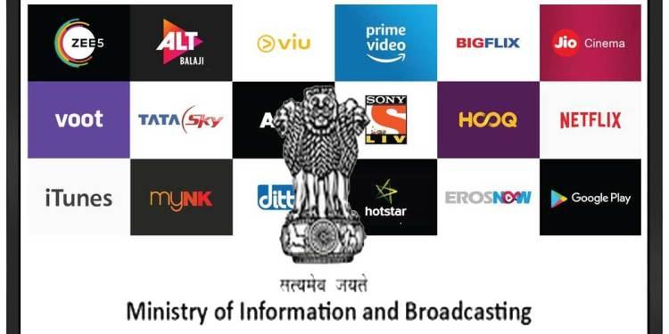 I&B Ministry regulations on OTT Platforms, online news portal and contents