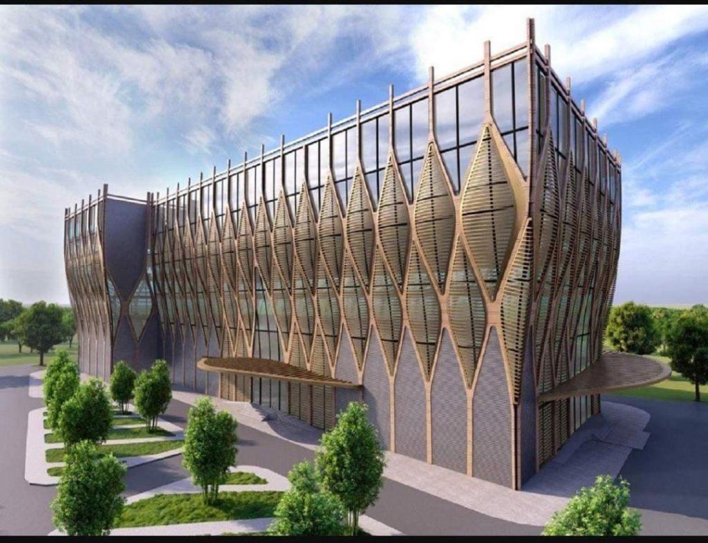 Ayodhya Mosque Blueprint