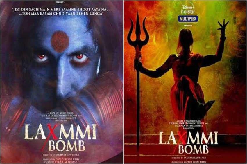 Laxmmi bomb film controversy
