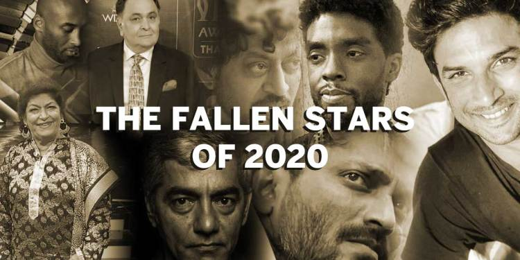The Fallen Stars Of 2020
