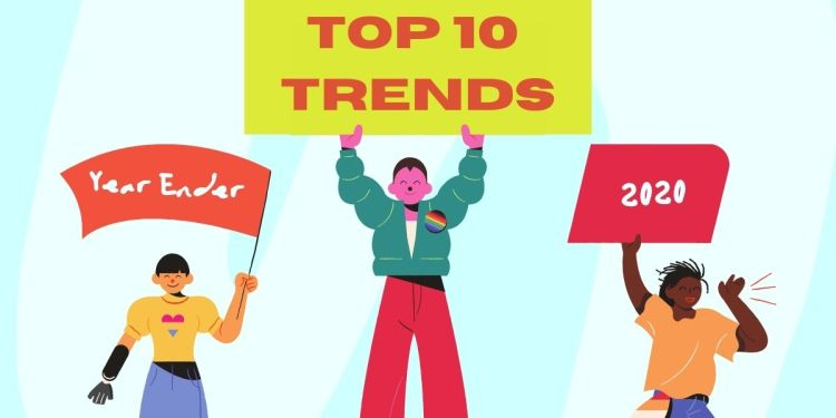 Year Ender Special Top 10 Trends of 2020