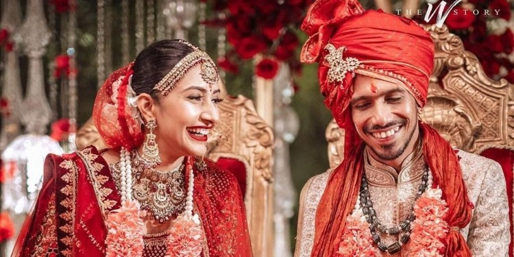Yuzvendra Weds Dhanashree- Dance Classes To Wedding Vows