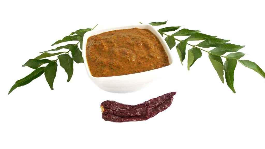 Curry Leaf Chutney