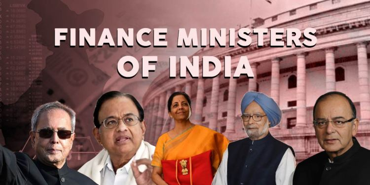 Finance Ministers Of India Who Have Presented The Union Budget