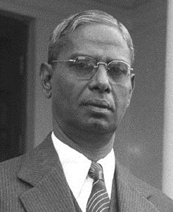 Finance Ministers Of India - First Finance Minister R.K. Shanmukham Chetty, Finance Minister.  (Source: Minister_of_Finance_(India))