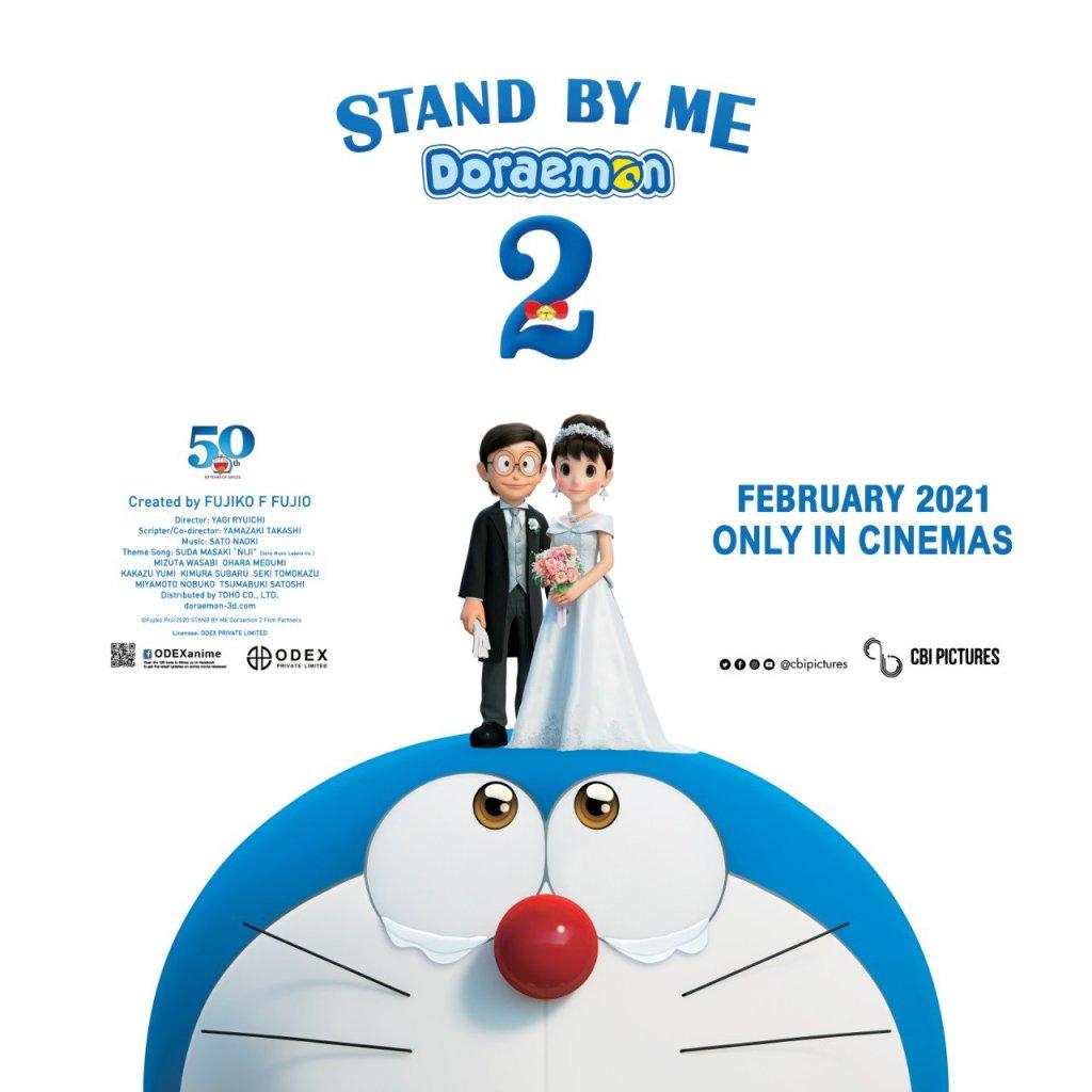 Nobita Marries Shizuka The New Doraemon Movie