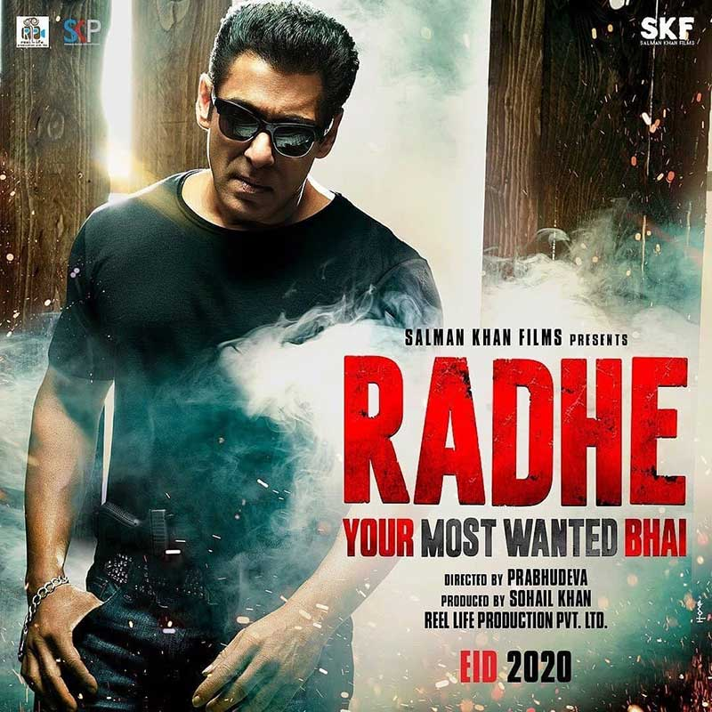 Radhe- Most Awaited Bollywood Films- Most Awaited Bollywood Films