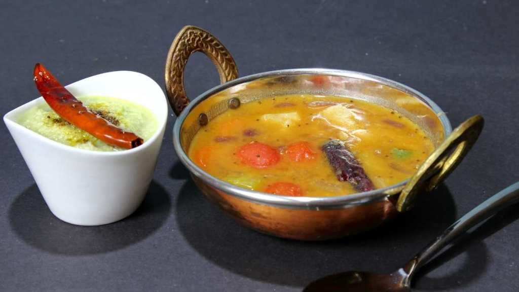 Sambhar - Indian Dishes