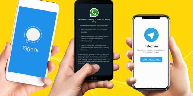 WhatsApp, Signal App Or Telegram App: Which is Better?