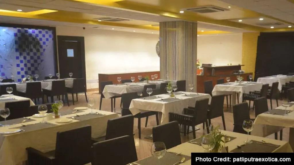 Bawarchi Restaurant - Hotel Patliputra Exotica
