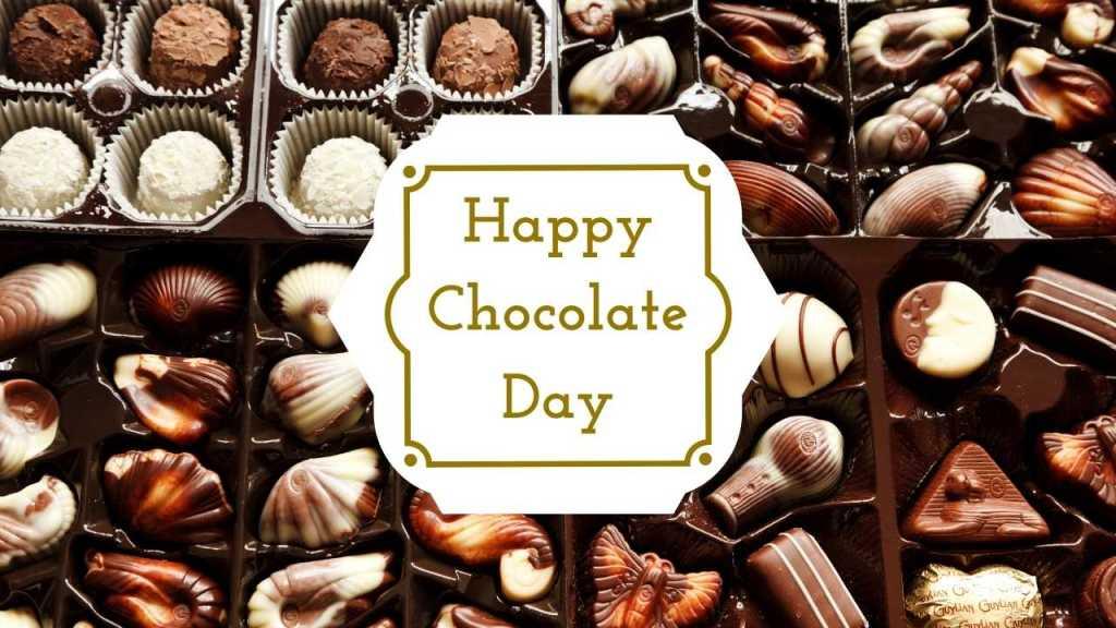 Valentine Week: Chocolate Day – 9th February