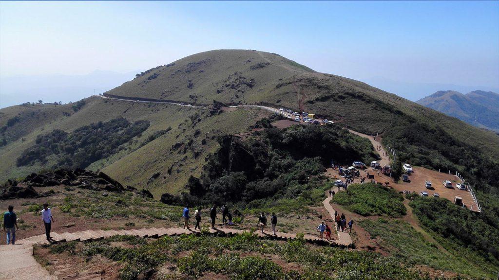 Karnataka Tourism: Mulliyangiri Range