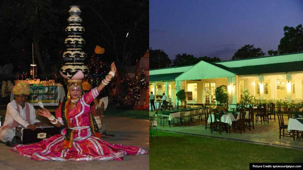 Best Restaurant In Jaipur: Spice Court
