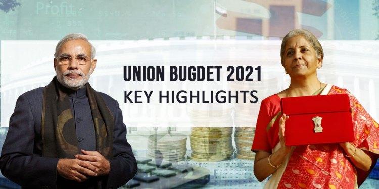 Union Budget 2021-key highlights from Finance minister budget speech