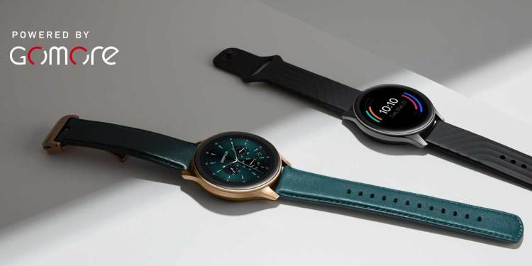 All New OnePlus Watch, Enhanced with GoMore's Fitness AI