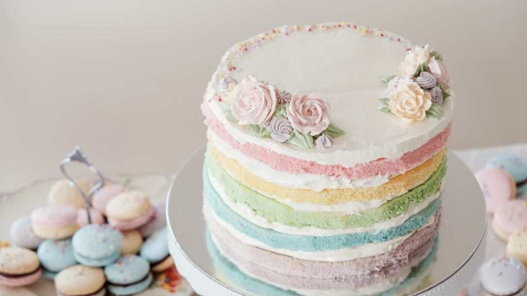 Pastel layer cake - Best Easter Recipes
