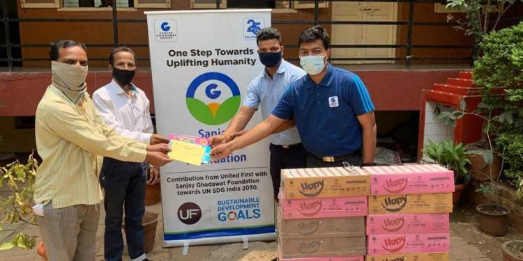 Sanjay Ghodawat Foundation Launches 'Nutrition for Life' Campaign