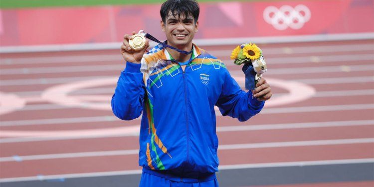 Meet Neeraj Chopra Who Won 1st Gold Medal For India In Tokyo Olympics 2021