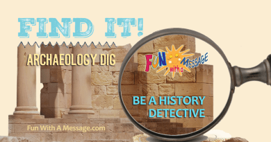 ARCHAEOLOGY & HISTORY UNIT STUDY