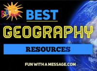 best geography resources