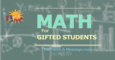 math curriculum for gifted students