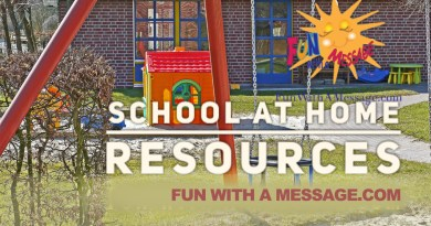 school at home resources