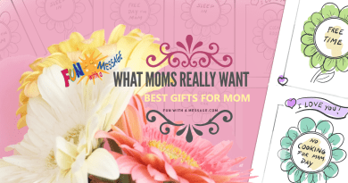 what moms really want best gifts