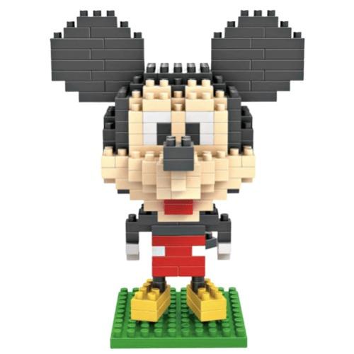 LNO Mickey Mouse miniblock - Donald Duck - 230 mini blocks
